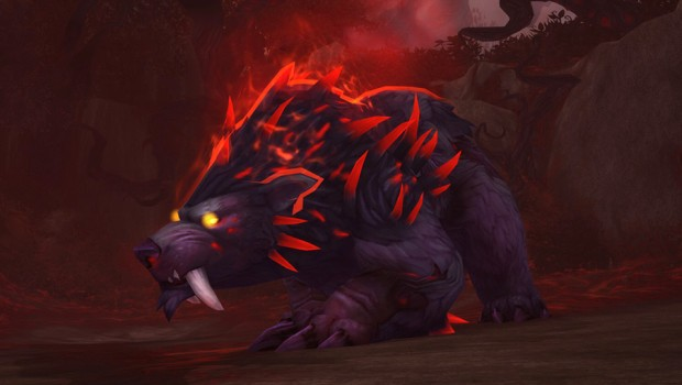 World of Warcraft: Legion Emerald Nightmare Ursoc boss screenshot