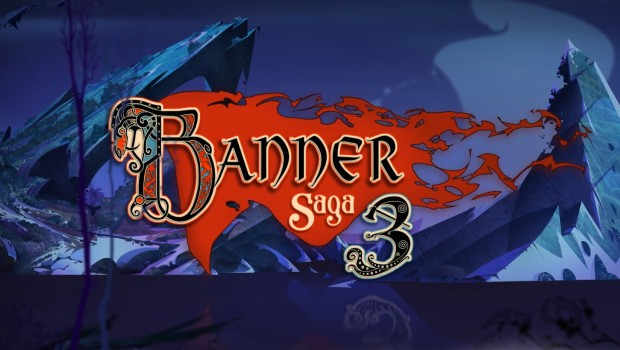 The Banner Saga 3 official artwork for logo