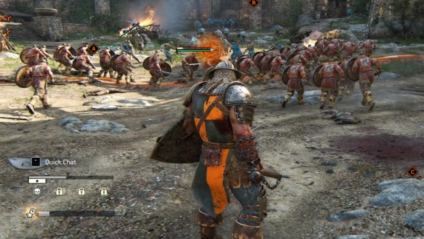 For Honor's dominion game mode NPCs