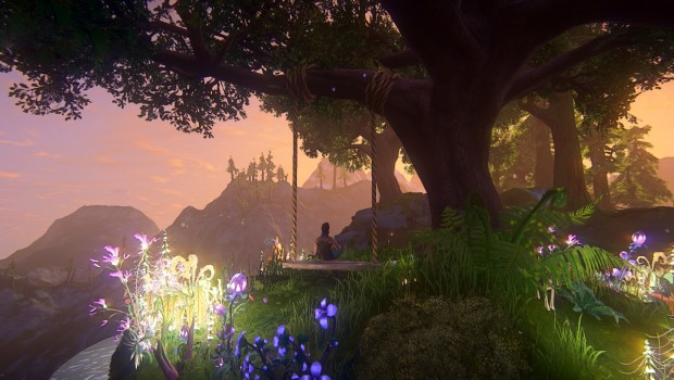 Landmark, the voxel based MMO that was supposed to tie in