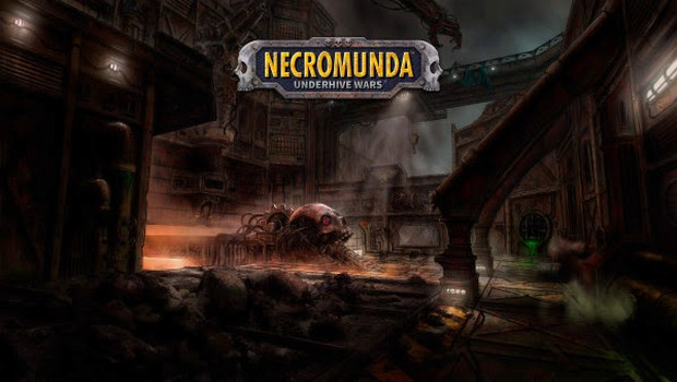 Necromunda: Underhive Wars official artwork