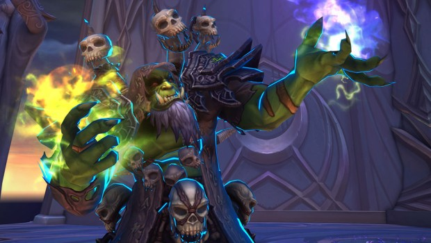 Gul'Dan from World of Warcraft's Nighthold raid
