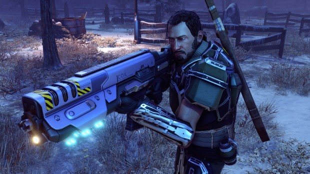 XCOM 2's Long War 2 mod new weapon type