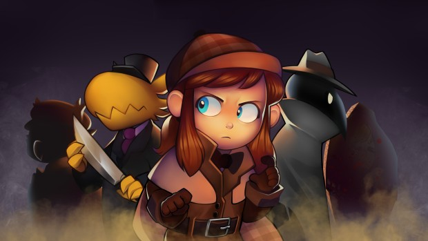 A Hat in Time official artwork of the main character