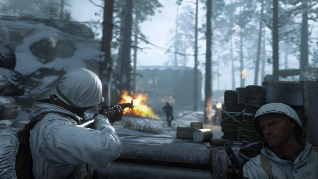 Call of Duty: WWII PC screenshot from the eastern front
