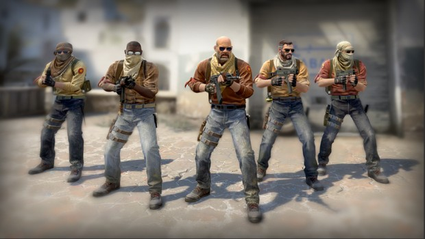 New player models for CS:GO's Leet Krew