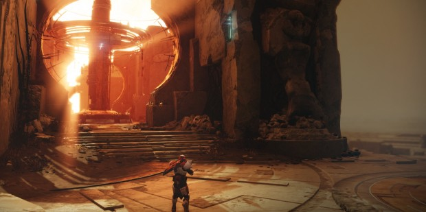 Destiny 2: Curse of Osiris screenshot of the visuals from the story