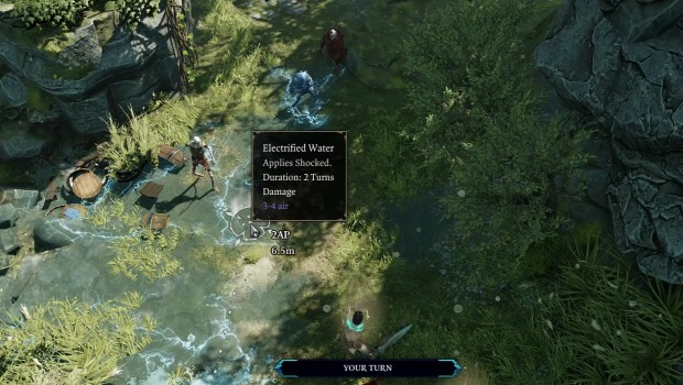 Divinity: Original Sin 2 allows for powerful elemental combos