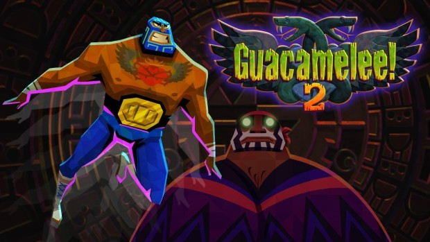 Guacamelee! 2 official artwork and logo