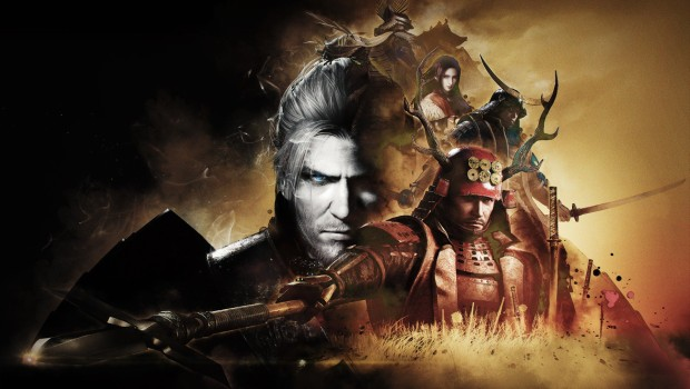 Nioh official artwork for the PC version