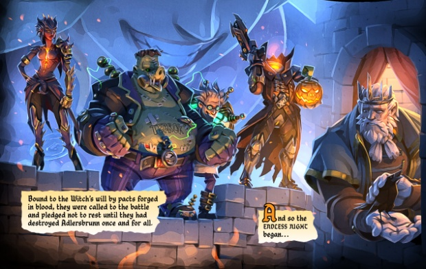 Overwatch devs have released a brief comic fleshing out the ...