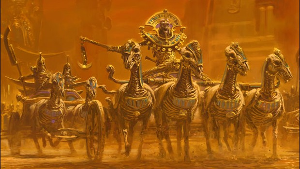 Total War: Warhammer 2 will be getting Tomb Kings in January