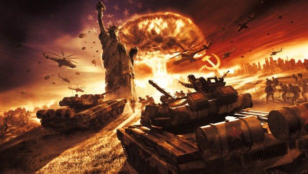 World in Conflict official artwork without logo