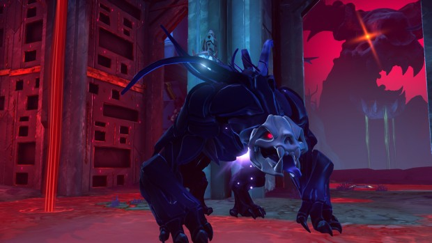 Battleborn Montana and the Demon Bear DLC screenshot