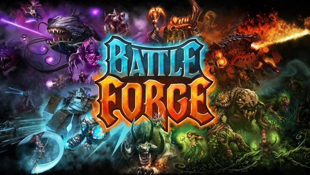 BattleForge official artwork