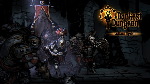Darkest Dungeon Radiant Mode update official artwork