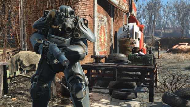 Fallout 4's High Resolution Texture Pack screenshot