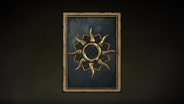 Gwent's Nilfgaard faction card back
