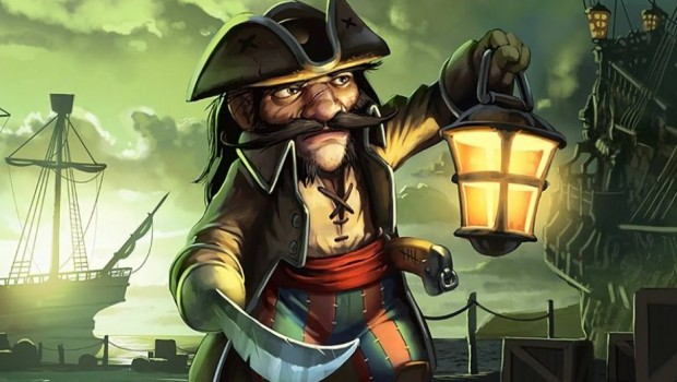 Small-Time Buccaneer artwork from Hearthstone