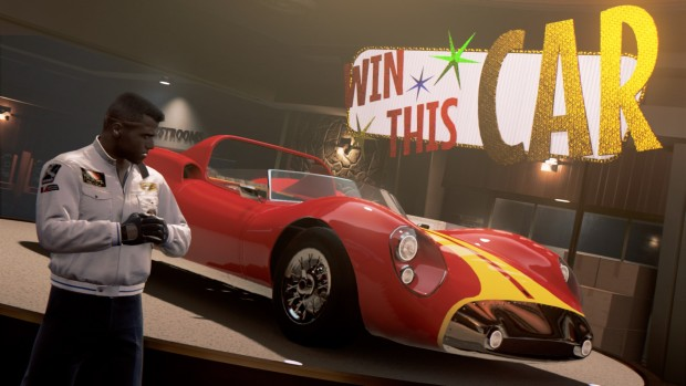A lovely race car from Mafia 3 - screenshot