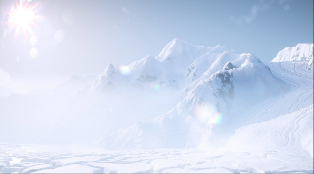 Steep's Alaska Mount Denali screenshot