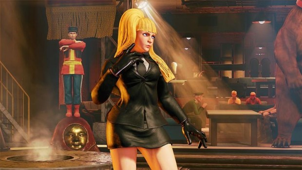 Street Fighter 5 Kolin's nostalgic costume