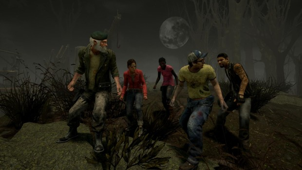 Bill from Left 4 Dead has been added to Dead by Daylight as a free