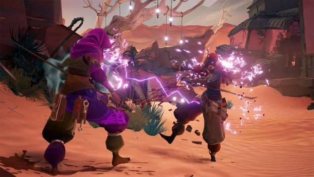 Mirage: Arcane Warfare's Tinker class in action