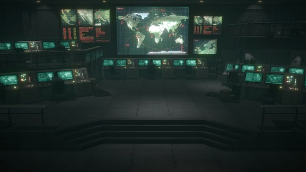 Xenonauts 2 command center screenshot