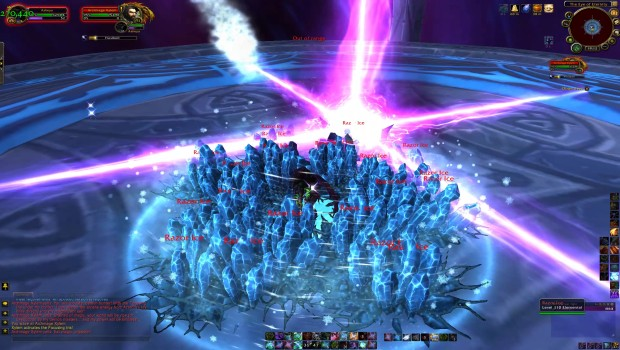 Mage Tower Challenge Closing the Eye Ice Prison screenshot