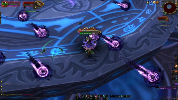 Mage Tower Challenge Closing The Eye Shadow Barrage spell