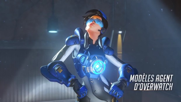 Overwatch Insurrection update Tracer cadet skin