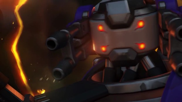 Overwatch Insurection update Insurrection Orisa skin teaser