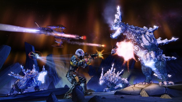 Borderlands: The Pre-Sequel screenshot of random combat