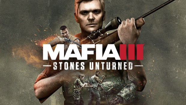 Stones Unturned official artwork for Mafia 3's DLC