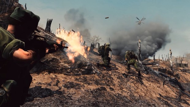 Rising Storm 2: Vietnam gameplay screenshot of infrantry
