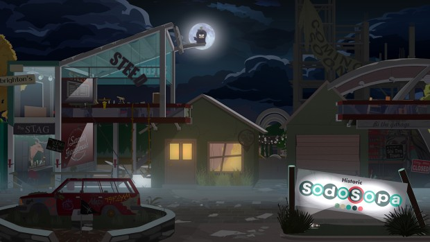 South Park: The Fractured But Whole screenshot of SODOSOPA