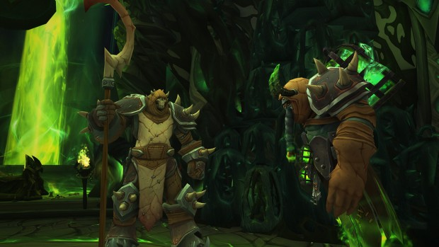World of Warcraft Tomb of Sargeras boss screenshot for the Demonic Inquisition