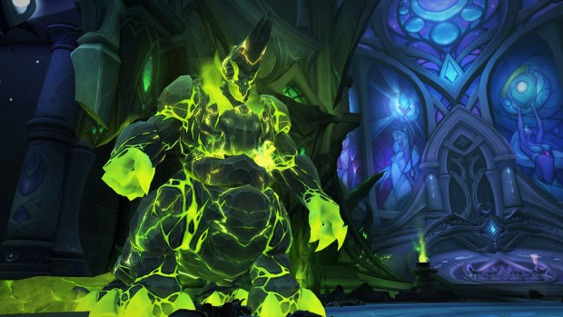 World of Warcraft Tomb of Sargeras boss screenshot for Gorgoth
