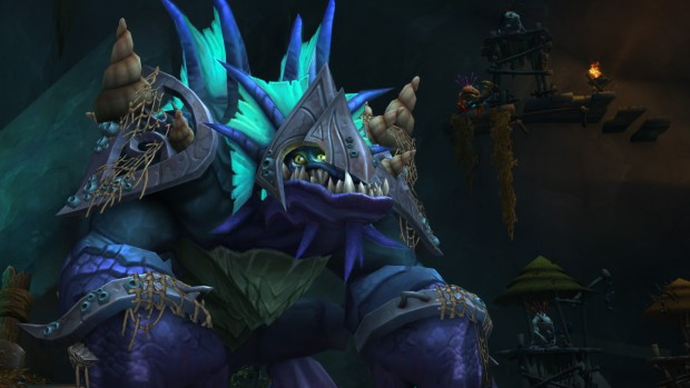 World of Warcraft Tomb of Sargeras boss screenshot for the Harjatan