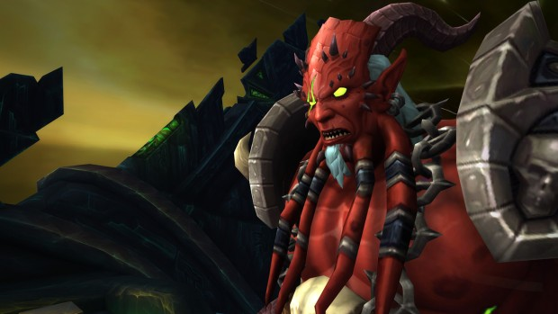 World of Warcraft: Tomb of Sargeras Kil'Jaeden screenshot