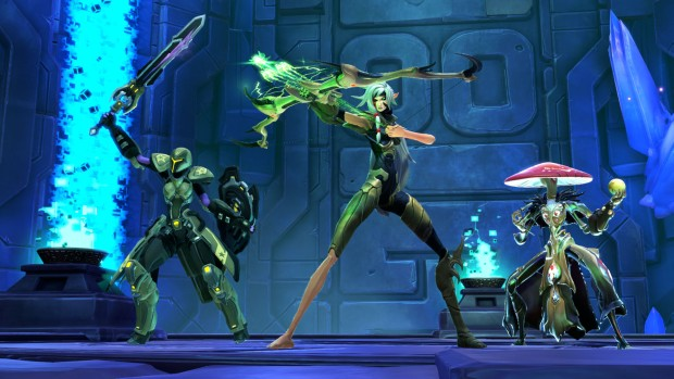 Battleborn screenshot of the Supercharge game mode