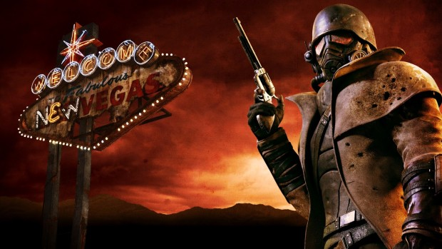 Fallout: New Vegas official artwork and logo