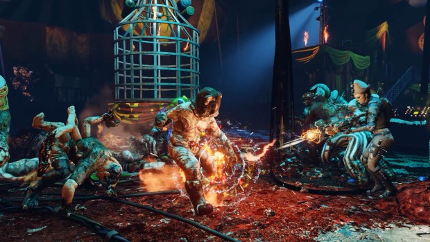 Killing Floor 2 Summer Sideshow update screenshot showing the new enemies