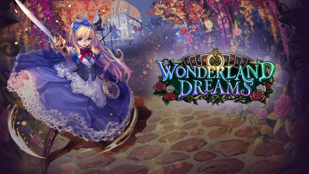 Shadowverse artwork for Wonderland Dreams expansion