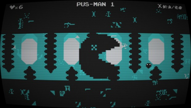 The End is Nigh screenshot of Pac-Man
