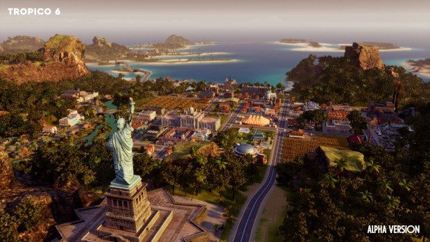 Statue of Liberty found in Tropico 6