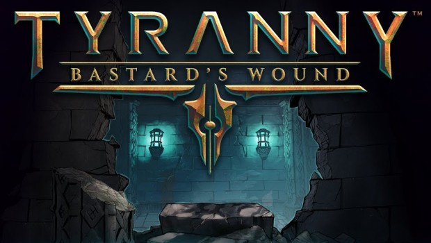 Tyranny: Bastard's Wound official logo and artwork