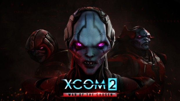 XCOM 2: War of the Chosen official artwork and logo