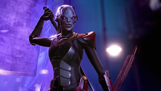 XCOM 2: War of the Chosen screenshot of one of the new Chosen enemies
